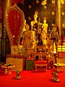 พระพุทธชินราช พระพุทธชินสีห์ พระศรีศาสดา วัดพระศรีรัตนมหาธาตุ วัดพระพุทธชินราช